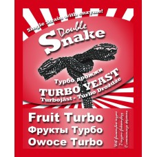 Дрожжи Double Snake Fruit Turbo