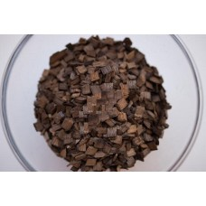 Щепа дубовая (фракция дробленая) 50 грамм.