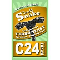 Дрожжи Double Snake C24