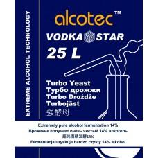 Спиртовые дрожжи ALCOTEC VODKA STAR TURBO