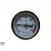Термометр биметаллический (осевой) нержавеющая сталь