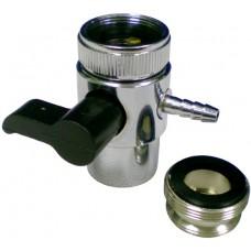 Переходник на кран для воды (дивертор)