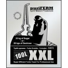 ТУРБО ДРОЖЖИ PURIFERM UK-XXL 100 ЛИТРОВ