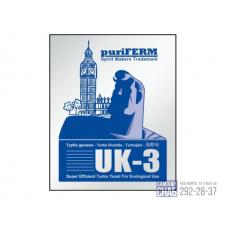 СПИРТОВЫЕ ДРОЖЖИ PURIFERM UK-3 TURBO, 112 Г