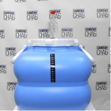 Фляга с гидрозатвором и термометром 30 литров