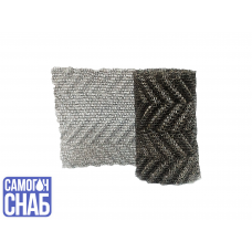 Регулярная проволочная насадка (РПН) Панченкова - Нержавеющая сталь