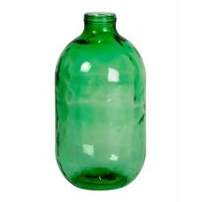 Банка зеленое стекло 10 литров