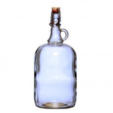 """Бутылка 2 литра """"Венеция"""" с бугельной пробкой"""